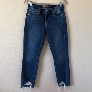 Joe's Jeans The Smith Mid-Rise Crop